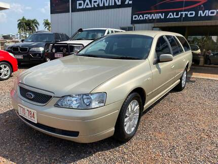 2005 Ford Falcon FUTURA Automatic Wagon Durack Palmerston Area Preview