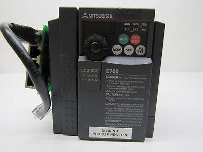 Mitsubishi Fr-e720-080-na Compact Size Inverter 3 Ph