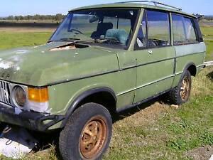 Land Rover Rangerover, 2 door Coupe East Maitland Maitland Area Preview