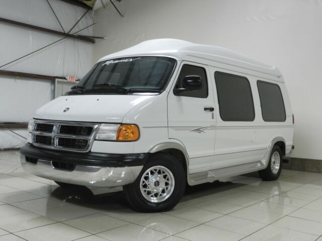 Image 1 of Dodge: Ram Van HANDICAP…