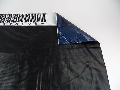 14 X 48 Vinyl Tarp 11 Mil 9 Oz Reused Billboard Tarp Black Cover Hay Roof