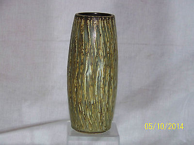 Gunnar Nylund Listed Swedish Artist Rorstrand Hand Formed Mid Century Vase