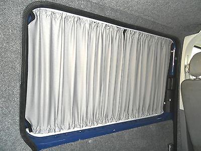 Vw T5 Transporter Blackout Curtain Set 3 Windows