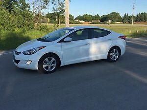 PRIVATE SALE - 2013 Hyundai Elantra GLS