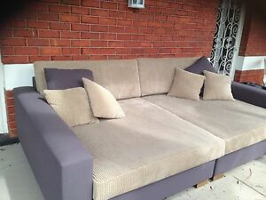 Large luxurious sofa / day bed as new & super comfortable! Dalkeith Nedlands Area Preview