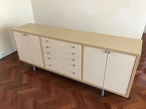 IKEA tv cabinet, storage unit with draws Hinchinbrook Liverpool Area Preview