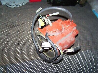 Red Yaskawa Electric Robot Servo Motor Usapem-03-yr21