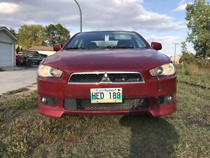 2009 Mitsubishi Lancer SE With the lowest Km & price