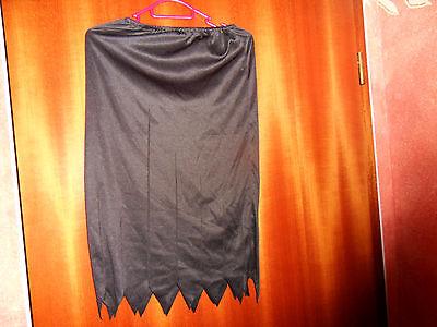 Schwarzer Rock mit Franzen * Karnevalskostüm * 7-10 Jahre, ist - Franzen Kostüm