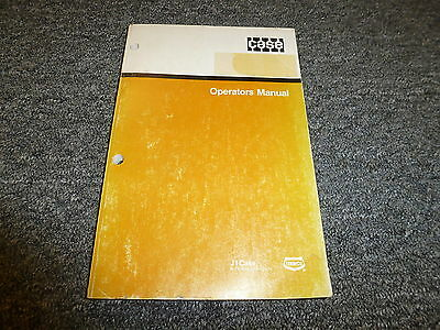 Case 850b Crawler Dozer Loader Owner Operator Manual User Guide