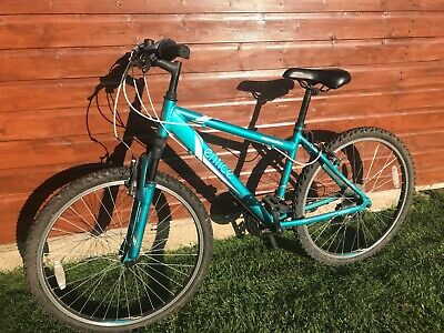 Kids Apollo 'entice' Bike 26in wheel - Turquoise