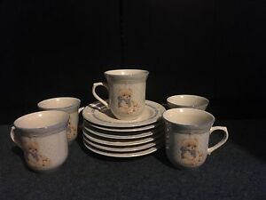 Cups and saucers Airds Campbelltown Area Preview