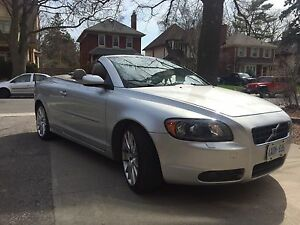 2007 Volvo C70 convertible hardtop. Only 94,000 miles.$9900