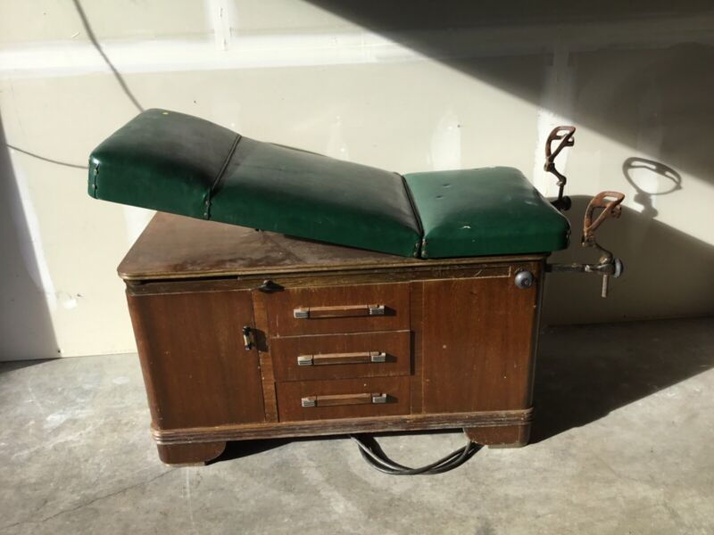 Vintage Hamilton Doctor