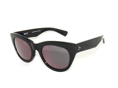 SALE*Salt Optics Pila Black Mirror Pink Polarized (Polarized Sunglasses For Women Sale)