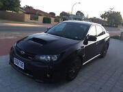 2011 Subaru Impreza Sedan G3 WRX Sedan 4dr Man 5sp AWD 2.5T [MY11 Bentley Canning Area Preview