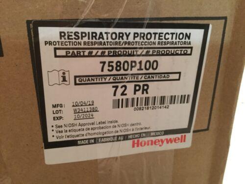 72 Pr North Honeywell 7580P100 Filter Cartridge P100 -7600 7700 5400 5500 Series