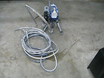 Graco Duron Performance Max 395 Sprayers Tested