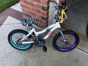 "Girl's 16"" Bike - Mint Condition"
