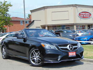 2016 Mercedes Benz E400 CABRIOLET | CLEAN CAR FAX | NAVI | COOLE