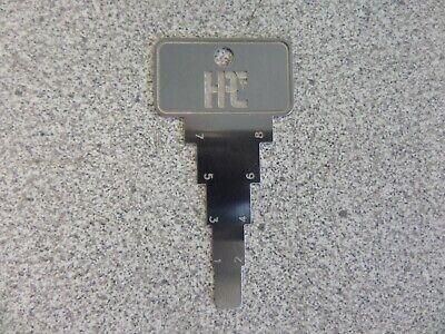 Hpc Tkpd-1 Tubular Key Gaugedecoder Lock Rekeying Tool