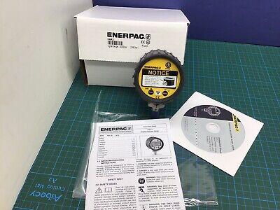 Enerpac Dgr2 Digital Hydraulic Pressure Gauge 0-20000 Psi 14 Npt  New