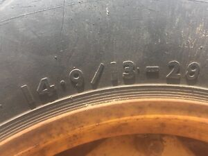 Looking for tractor tire 14.9x13-28