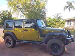2008 Jeep Wrangler Sport Unlimited Acacia Hills Litchfield Area Preview