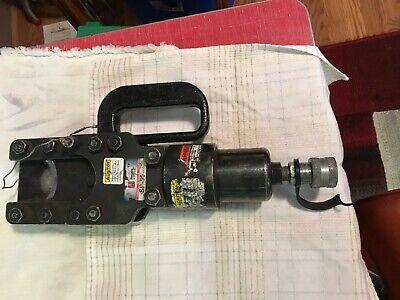Huskie Tools Sp-55 Hydraulic Operated Remote Cutting Head
