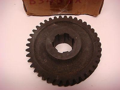 Nos John Deere Part No. B3458r Gear Jd076 Vintage Tractor Equipment