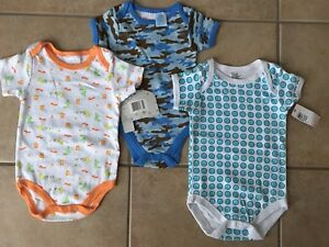 Infant 3-6 month onsies