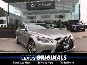 2017 Lexus LS 460 Technology Package Navigation Backup CAM Sunro