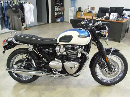 Triumph Bonneville T120 Davenport Bunbury Area Preview