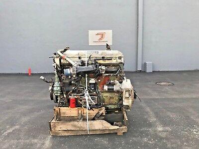 2008 Detroit Series 60 14.0L Diesel Engine (EGR, DPF-Model)(DDEC6)