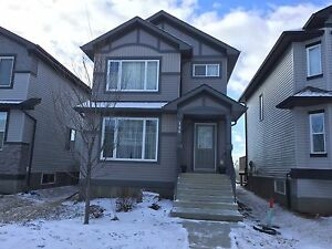 House in Leduc April/May