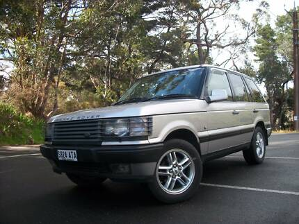 2001 RANGE ROVER VOGUE - THE LAST OF THE MIGHTY P38s. Stirling Adelaide Hills Preview