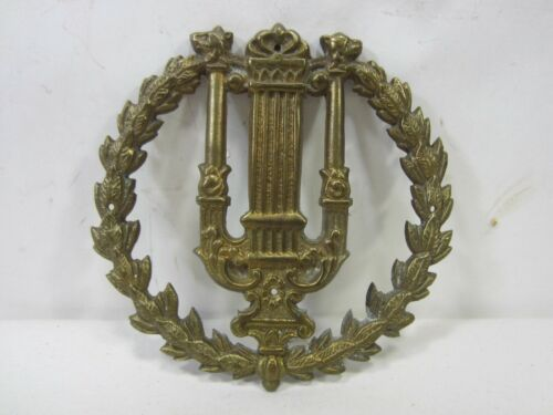 Vintage Brass Furniture Embellishment