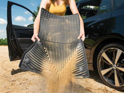 WeatherTech WTCG174201 Floor Mat Rubber Front//Rear