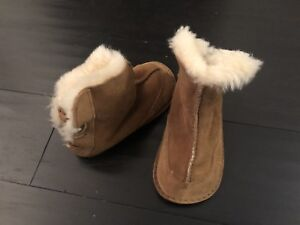 Ugg Baby's boots - brown size L USA