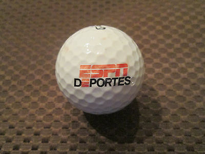 Logo Golf Ball Espn Deportes      Hispanic Espn Station