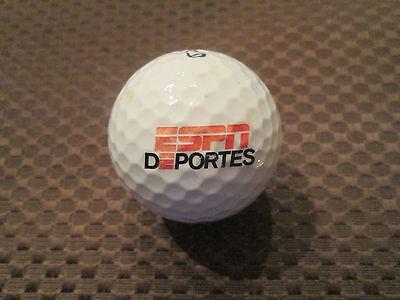 Logo Golf Ball Espn Deportes      Hispanic Espn Station