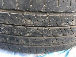 15 inch 195/65 Firestone Affinity summer tires make an offer