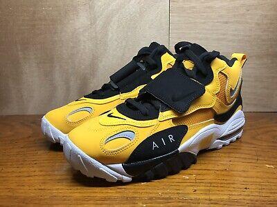Nike Air Max Speed Turf Pittsburgh Steelers University Gold BV1165-700 Mens