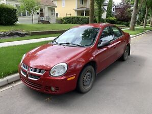 Dodge sx 2.0 /neon 2004. PRICED TO SELL
