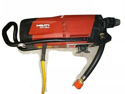 Hilti Dd-250 Diamond Core Drill With Vacuum Dd Vp-u