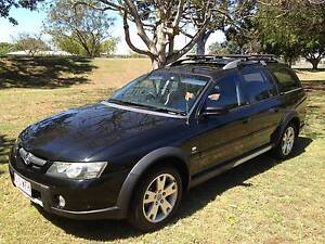 2004 Holden Adventra Wagon Norville Bundaberg City Preview