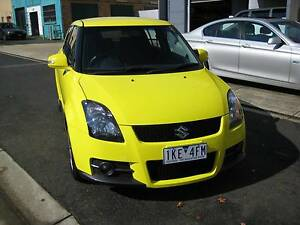 2011 Suzuki Swift SPORT MANUAL RWC MECH A1 ONLY $8298 Heidelberg Heights Banyule Area Preview