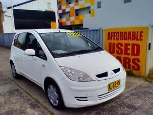 2005 Mitsubishi Colt Hatchback 1 Year Warranty Woy Woy Gosford Area Preview