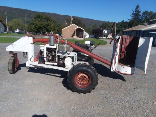 Boom Lift Gas Powered Self Propelled Hydraulic Man Lift