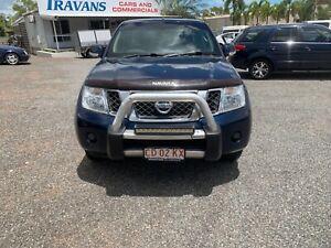2013 Nissan Navara ST (4x4) Winnellie Darwin City Preview